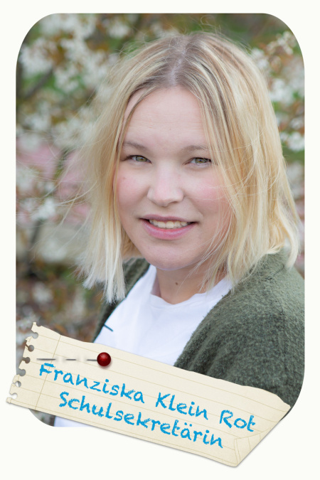 Franziska Klein Rot
